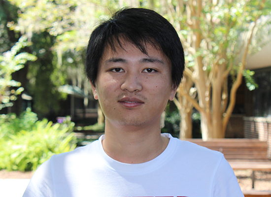 faculty member Chao Chen